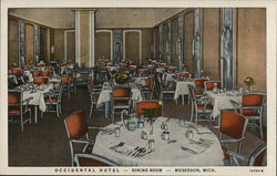 Occidental Hotel - Dining Room