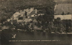 Aerial View of Le Tourneau Christian Camp