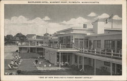 Mayflower Hotel, Manomet Point