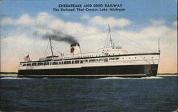 Chesapeake and Ohio Railway Ferry