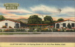 Clifton Motel