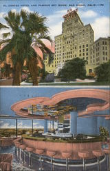 El Cortez Hotel and Famous Sky Room