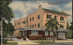 Oxford Apartments