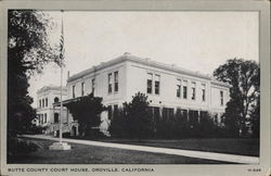 Butte County Court House