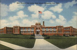 Wm. Howard Taft Junior High School