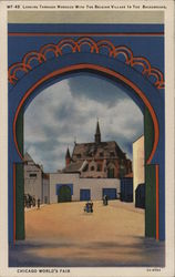 Chicago World's Fair Postcard
