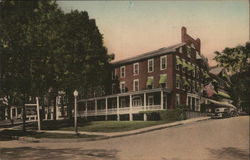 Middlebury Inn and Porter House, Vermont's Finest Colonial Inn