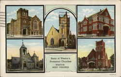 Protestant Churches of Weston