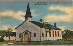 Lackland Air Base - Chapel