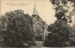 Memorial Chapel, Wellesley College