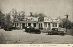 Cox's Corner Groceries and Tavern