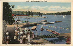 Boat Landing and Bathing Cove