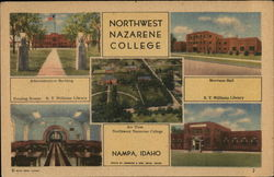 Northwest Nazarene College