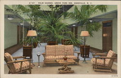 Palm Garden, Grove Park Inn