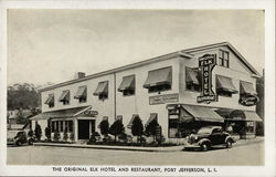 The Original Elk Hotel and Restaurant