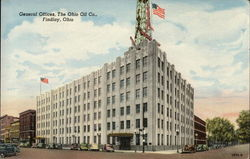 General Offices of The Ohio Oil Company