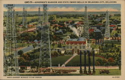 Governor's Mansion and State Owned Wells