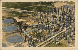Spindletop Oil Field