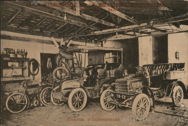 French, Automobile garage, Electric Cars France