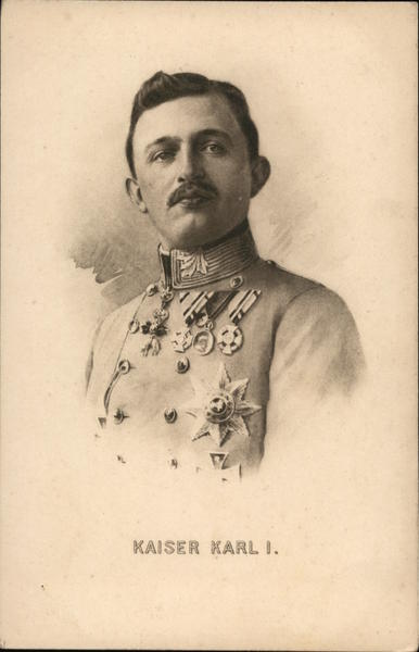 Kaiser Karl I Royalty