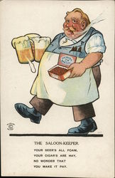 The Saloon-Keeper