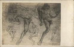 Sketches of the Male Form