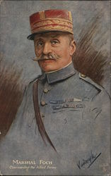 Marshall Foch, Commanding the Allied Forces