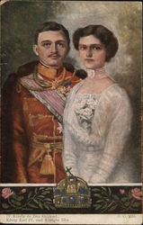King Karl IV and Queen Zita