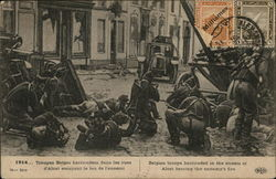 Belgian Troops
