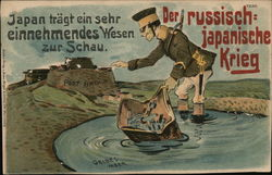 Japan is a very engaging creature - The Russian-Japanese War
