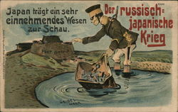 Japan is an engaging creature - The Russian-Japanese War