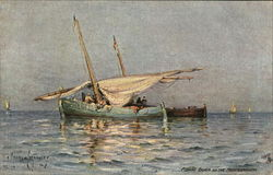 Fishing Boats on the Mediterranean