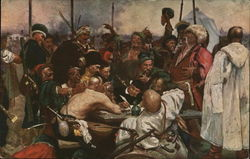 The Defiant Reply of the Cossacks to Sultan Muhammed IV