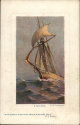A Fair Wind (Ship at sea)