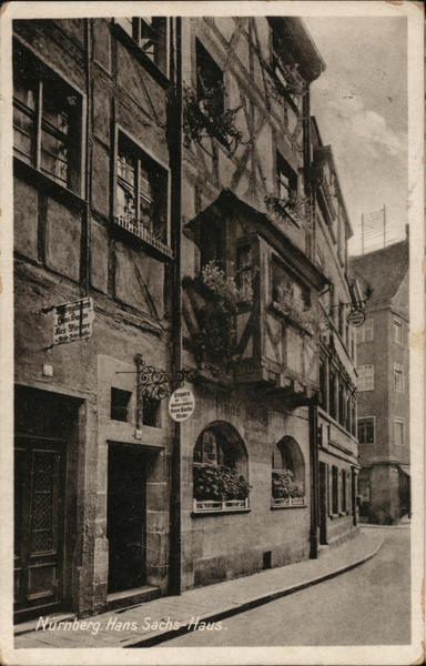 Hans Sachs Haus