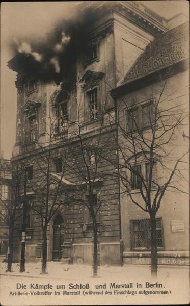 Skirmish of the Berlin Schloss