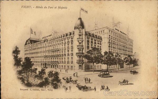 Hotels du Parc et Majestic