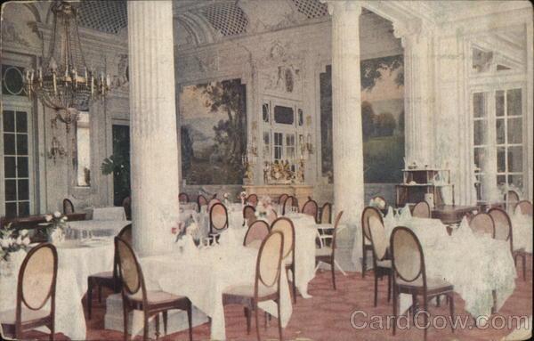Casino Municipal Restaurant