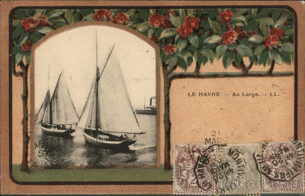 Le Harve - Au Large France Cancelled on Front (COF)
