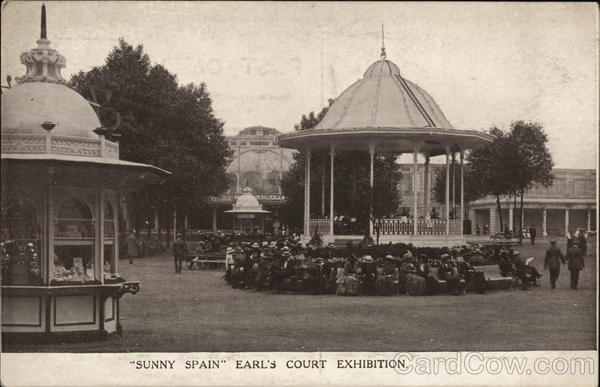 Earl's Court Exhibition - Sunny Spain Exposition