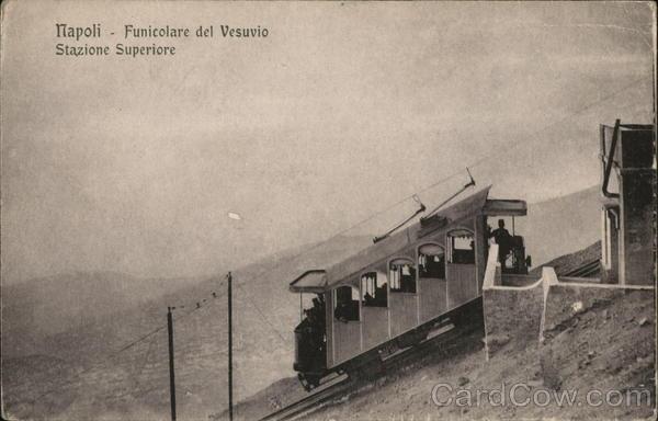 Mount Vesuvius Funicular Railway