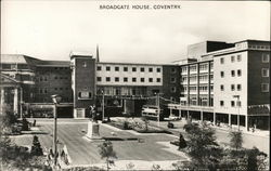 Broadgate House Postcard