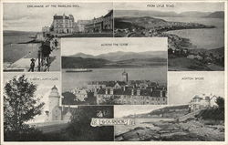 Greetings from Gourock Postcard
