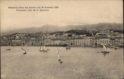 Messina before the disaster of December 28, 1908