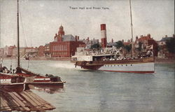 Town Hall and River Yare