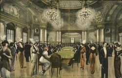 Casino - Roulette Table