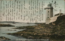 St. Anthony's Lighthouse Postcard