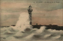 La Jetee and Lighthouse