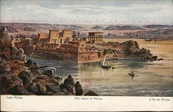 The island of Philae