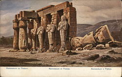 Ramesseum at Thebes